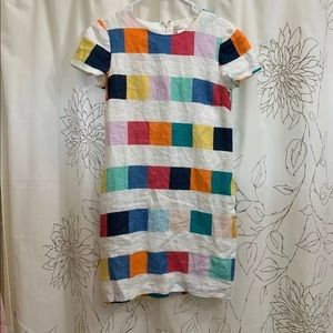 Corey Lynn Calter Clare colorblock Dress